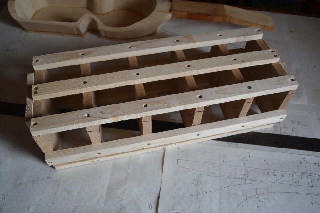 bending frame