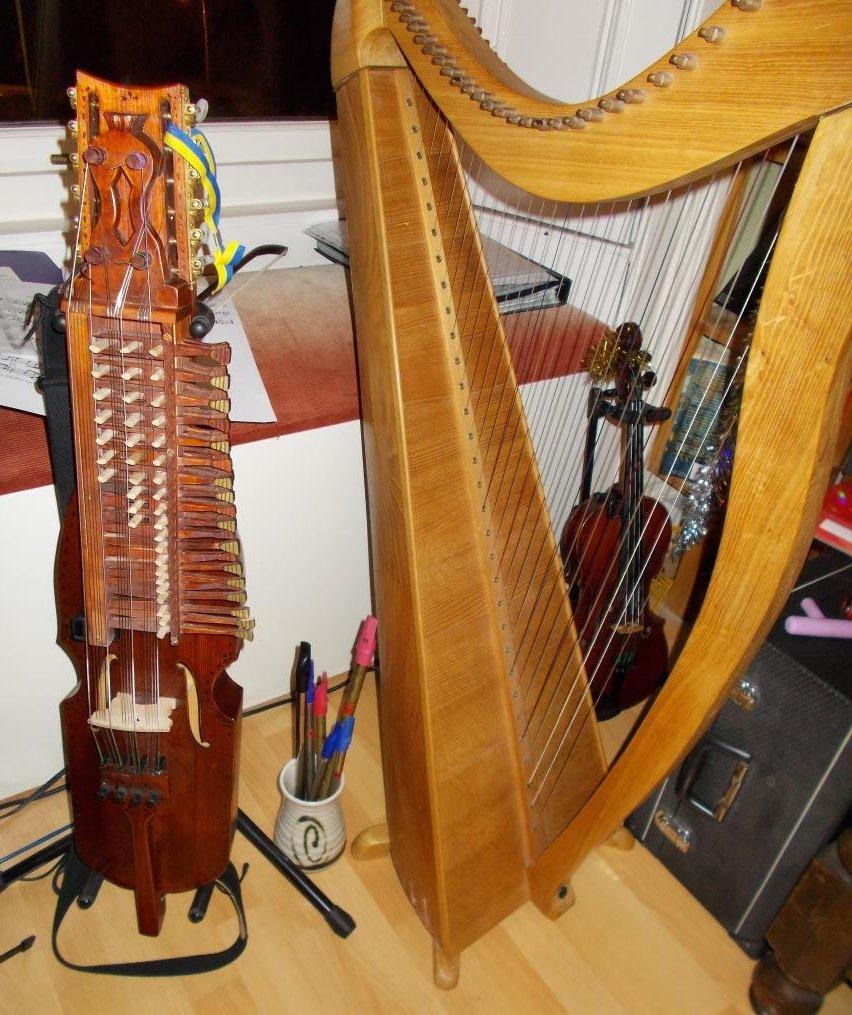 harp and harpa