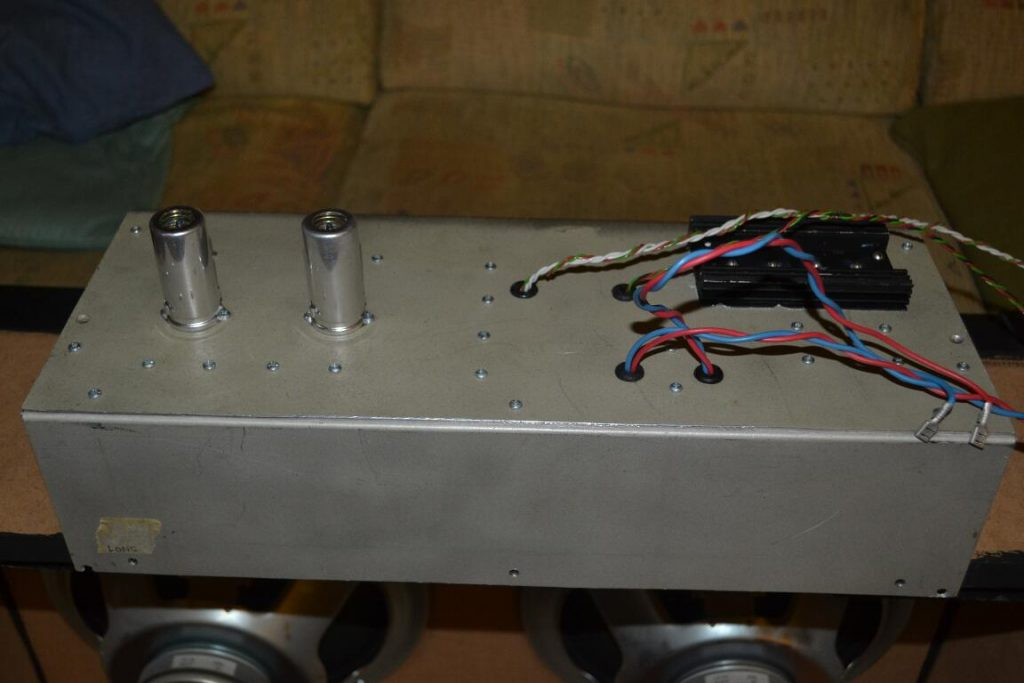 amp chassis