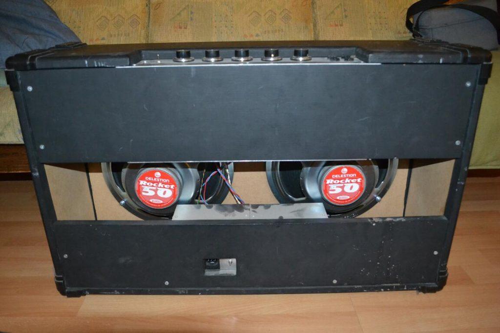 amp cabinet