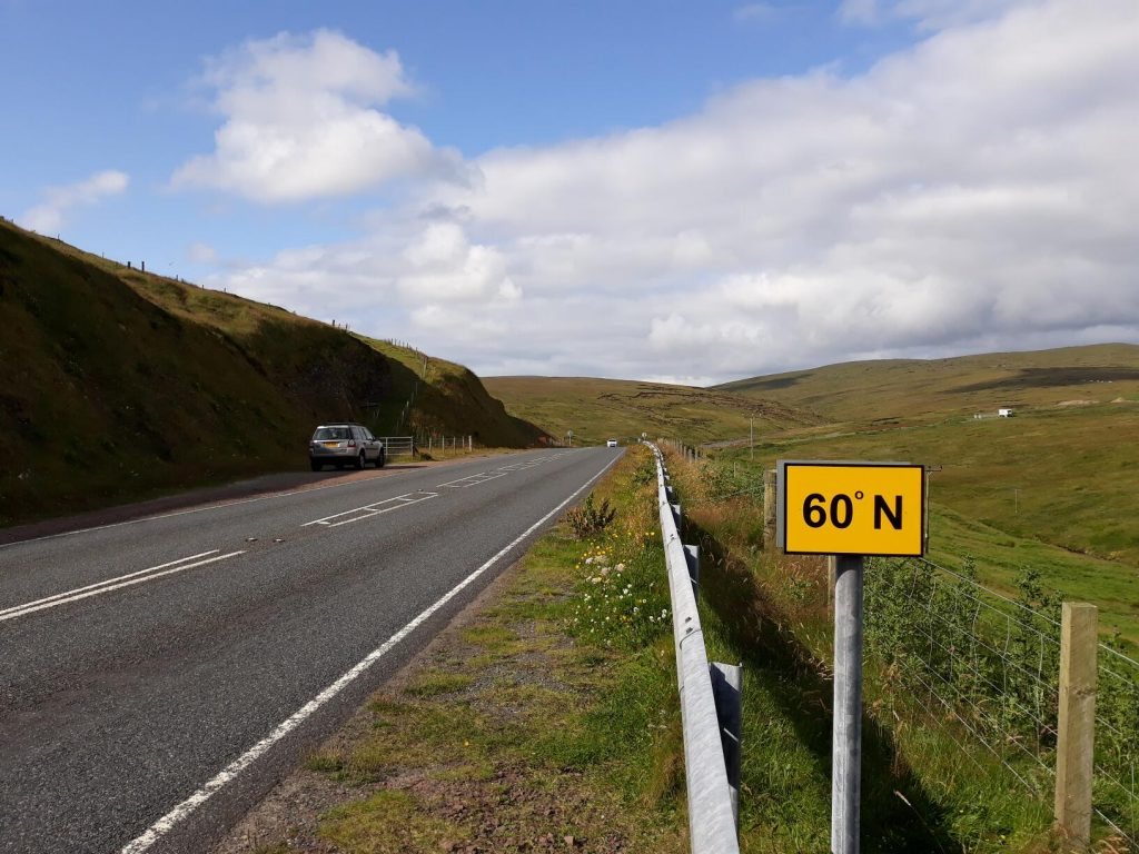sixty north sign
