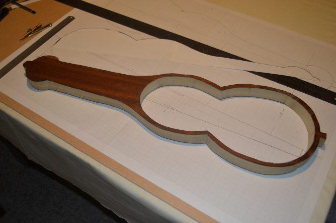 Wood shape
