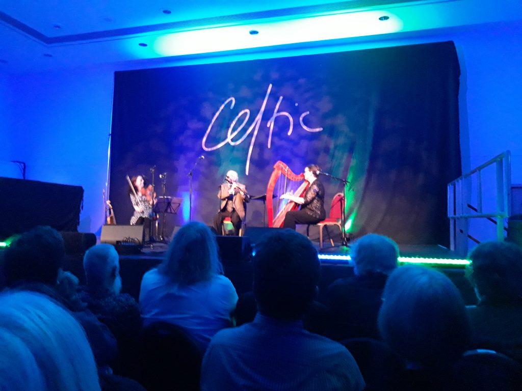 Celtic Connections concert