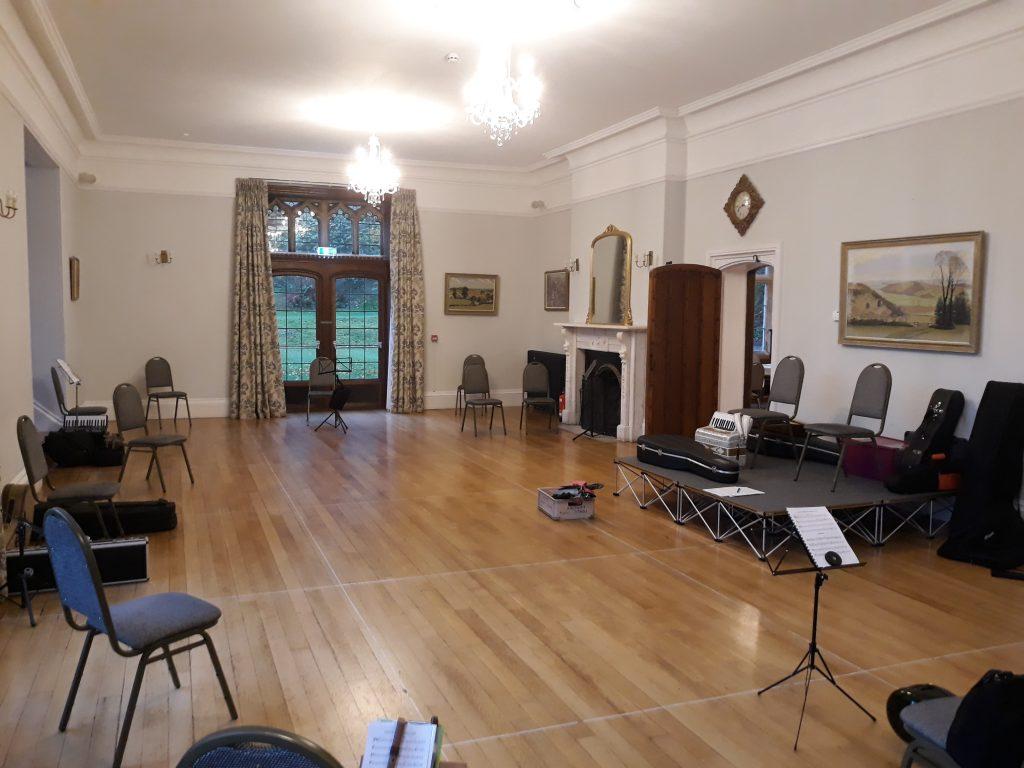 Halsway hall