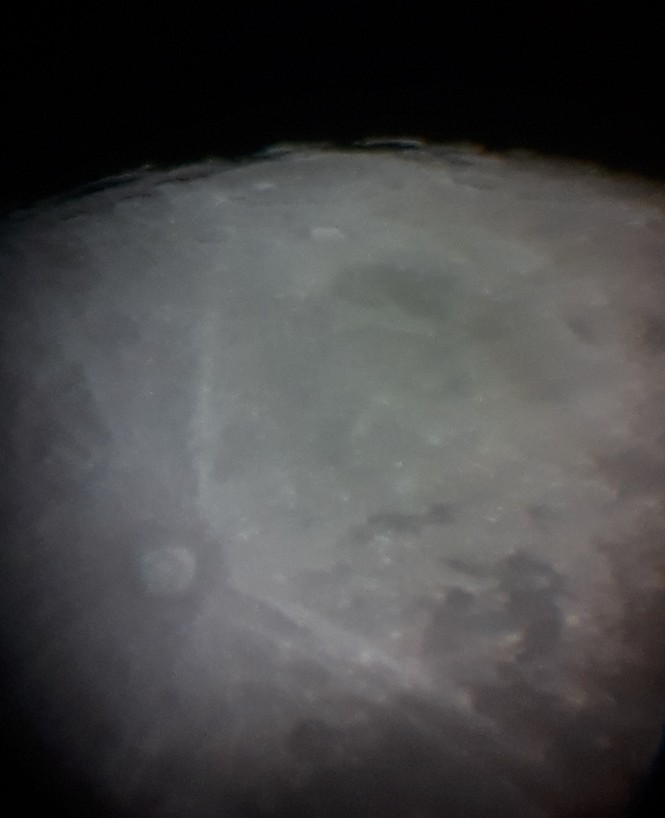 Part of Moon