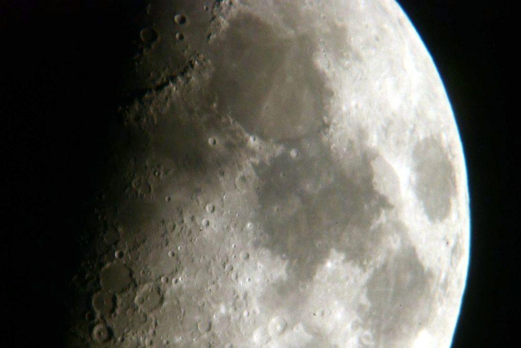 Moon full frame